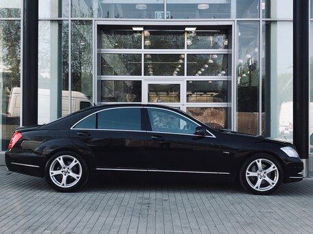 Купить Mercedes-Benz S-klasse пробег 151 766.00 км 2011 год выпуска