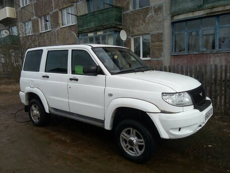 Купить УАЗ Patriot пробег 135 678.00 км 2010 год выпуска