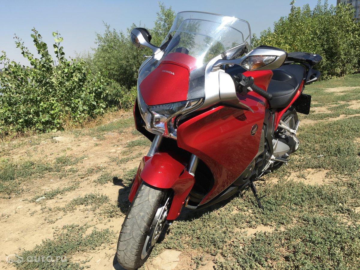 Honda VFR 850