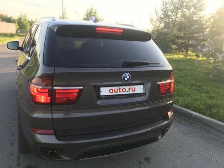 Купить BMW X5 пробег 101 900.00 км 2011 год выпуска