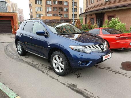 Купить Nissan Murano пробег 127 700.00 км 2008 год выпуска