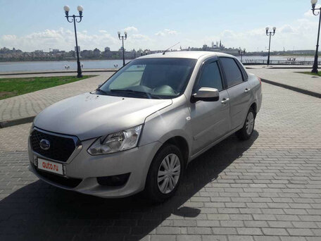 Купить Datsun on-DO пробег 59 200.00 км 2015 год выпуска