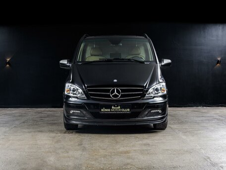 Купить Mercedes-Benz Viano пробег 17 950.00 км 2011 год выпуска