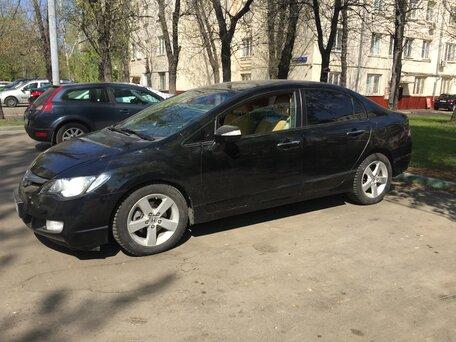 Купить Honda Civic пробег 147 001.00 км 2008 год выпуска
