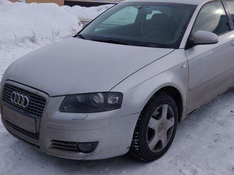 Купить Audi A3 пробег 240 000.00 км 2005 год выпуска