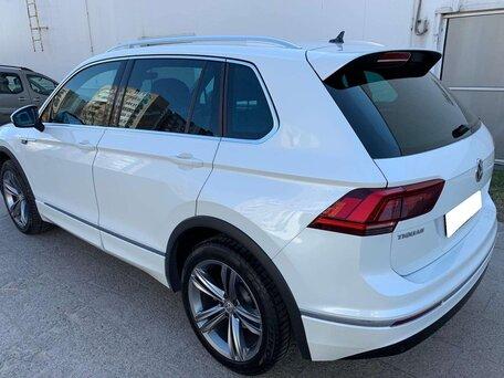 Купить Volkswagen Tiguan пробег 45 000.00 км 2017 год выпуска