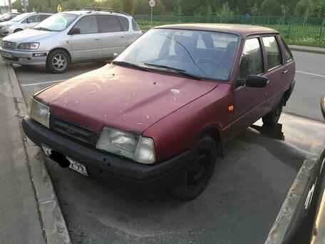 Купить ИЖ 2126 «Ода» пробег 112 000.00 км 2001 год выпуска