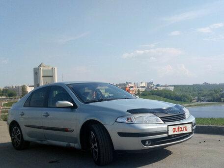 Купить Renault Laguna пробег 335 738.00 км 2001 год выпуска