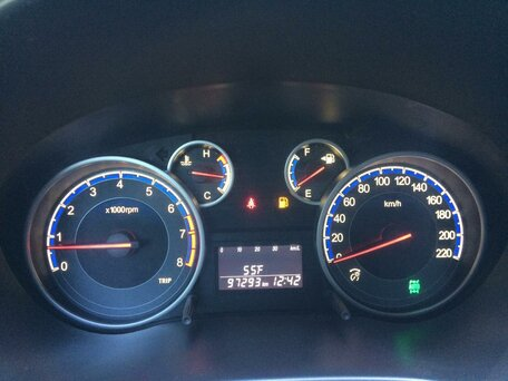 Купить Suzuki SX4 пробег 97 250.00 км 2012 год выпуска