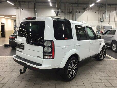 Купить Land Rover Discovery пробег 77 664.00 км 2015 год выпуска