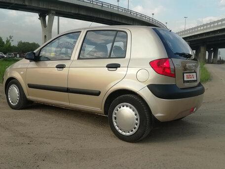 Купить Hyundai Getz пробег 67 000.00 км 2007 год выпуска