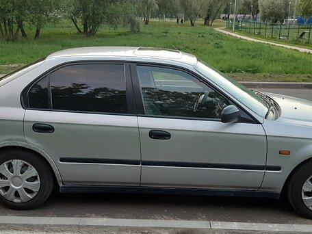 Купить Honda Civic пробег 217 000.00 км 1999 год выпуска