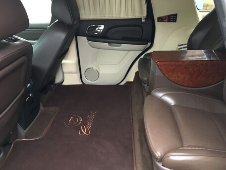 Купить Cadillac Escalade пробег 68 000.00 км 2013 год выпуска