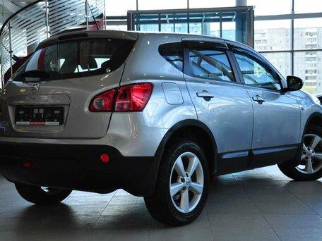 Купить Nissan Qashqai пробег 130 000.00 км 2008 год выпуска