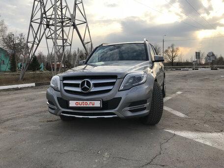 Купить Mercedes-Benz GLK-klasse пробег 86 000.00 км 2014 год выпуска