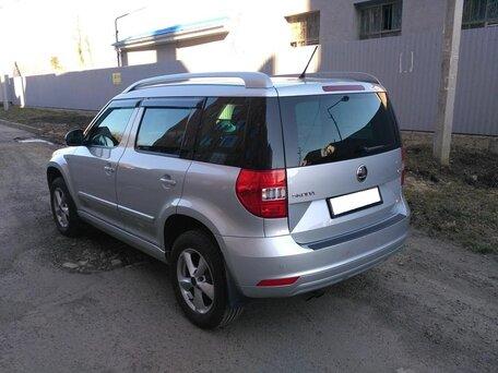 Купить Skoda Yeti пробег 59 000.00 км 2016 год выпуска