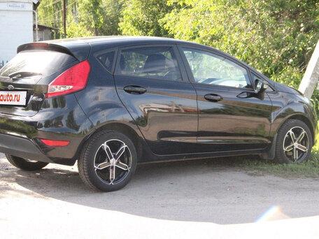 Купить Ford Fiesta пробег 80 000.00 км 2010 год выпуска