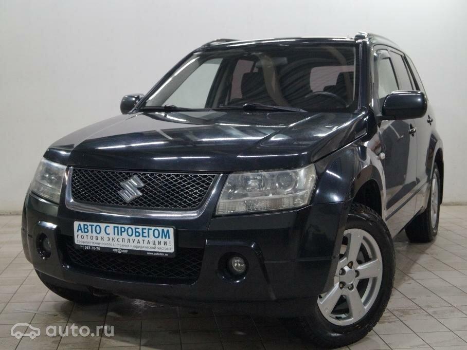 Купить Suzuki Grand Vitara III с пробегом в Новосибирске  Сузуки ... b24f2227967