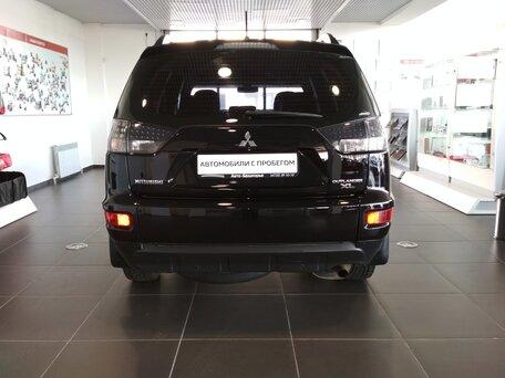 Купить Mitsubishi Outlander пробег 180 000.00 км 2011 год выпуска