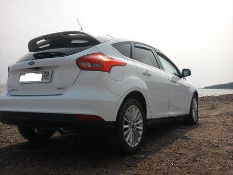 Купить Ford Focus пробег 26 200.00 км 2016 год выпуска