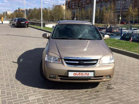 Купить Chevrolet Lacetti пробег 285 000.00 км 2007 год выпуска