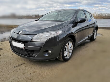 Купить Renault Megane пробег 130 000.00 км 2010 год выпуска