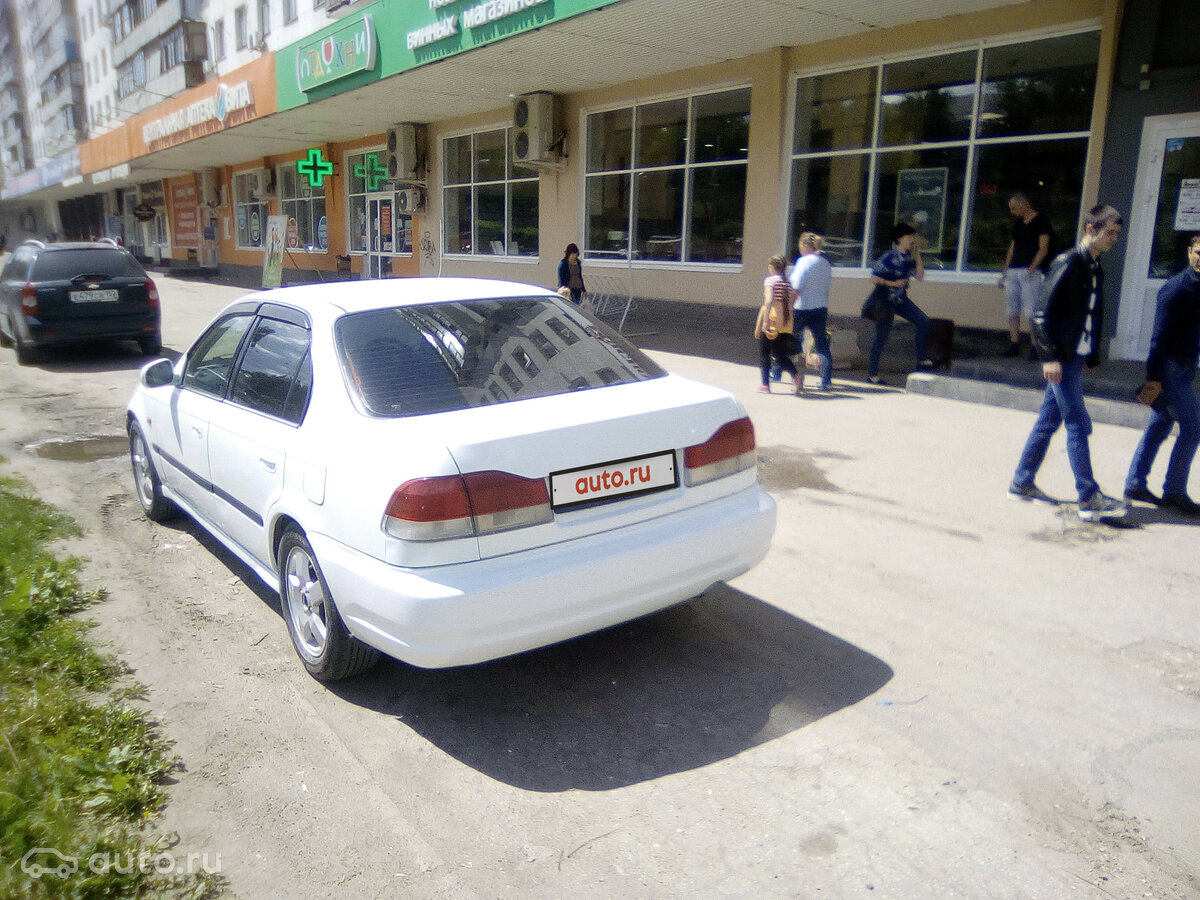 8676353c9ede Купить Honda Domani II с пробегом в Нижнем Новгороде: Хонда Домани ...