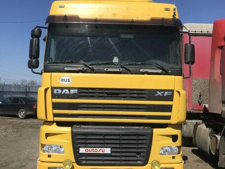 Купить DAF XF95 пробег 1 200 000.00 км 2005 год выпуска