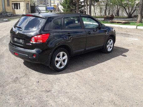 Купить Nissan Qashqai пробег 203 000.00 км 2008 год выпуска