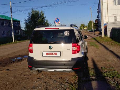 Купить Skoda Yeti пробег 63 000.00 км 2012 год выпуска