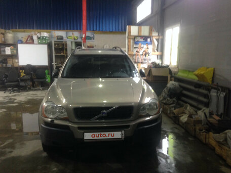 Купить Volvo XC90 пробег 270 000.00 км 2004 год выпуска