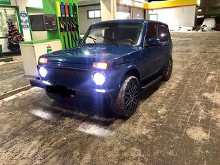 b33cc1a4bd9d Купить LADA (ВАЗ) 2121 (4x4) с пробегом  продажа автомобилей Лада ...