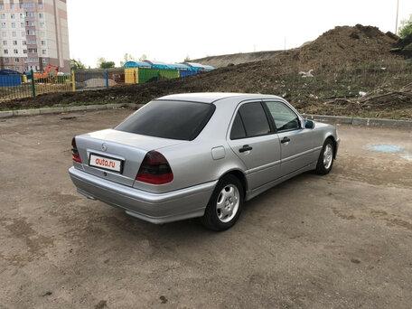 Купить Mercedes-Benz C-klasse пробег 240 000.00 км 1998 год выпуска