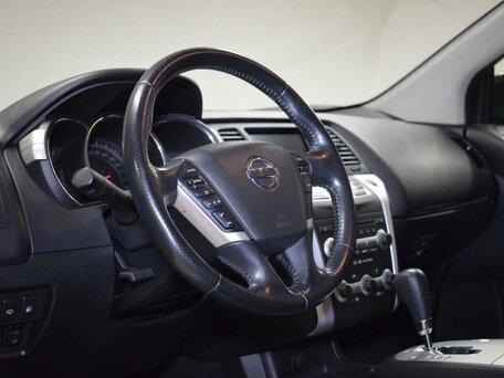 Купить Nissan Murano пробег 52 278.00 км 2012 год выпуска