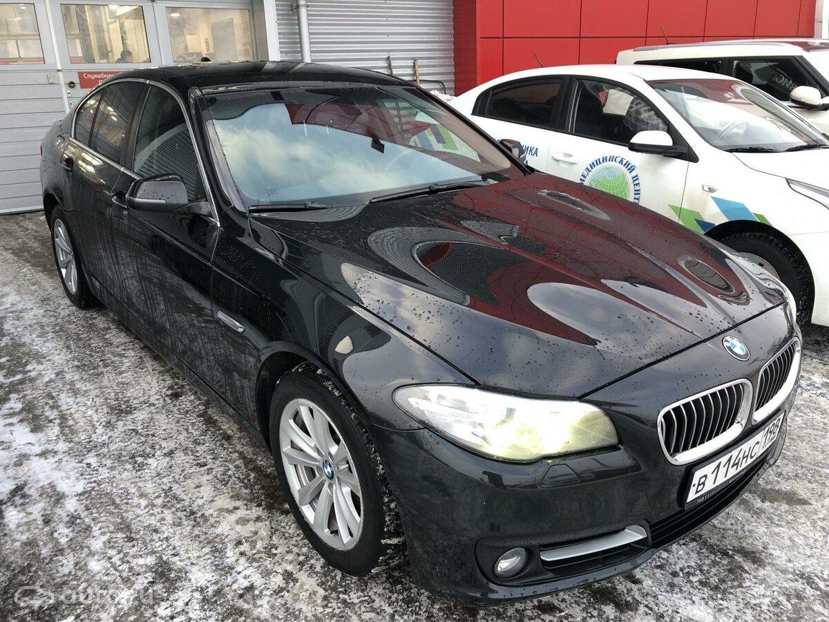 2014 BMW 5 ÑеÑÐ¸Ñ  VI (F10/F11/F07) РеÑÑайлинг 525d xDrive, ÑÑÑнÑй, [object Object] ÑÑблей