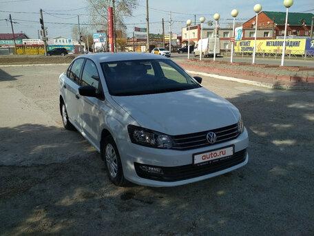 Купить Volkswagen Polo пробег 39 000.00 км 2016 год выпуска