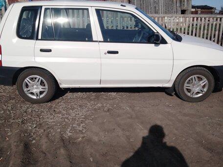 Купить Mazda Demio пробег 300 000.00 км 1999 год выпуска