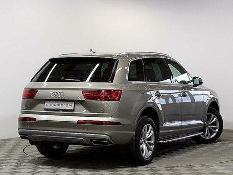 Купить Audi Q7 пробег 63 141.00 км 2015 год выпуска
