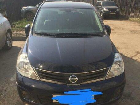 Купить Nissan Tiida пробег 23 000.00 км 2012 год выпуска
