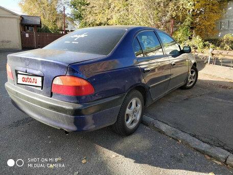 Купить Toyota Avensis пробег 250 000.00 км 1999 год выпуска