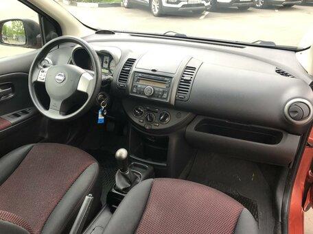 Купить Nissan Note пробег 98 000.00 км 2007 год выпуска