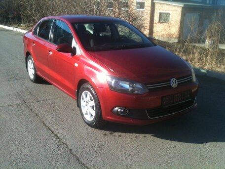 Купить Volkswagen Polo пробег 59 400.00 км 2012 год выпуска
