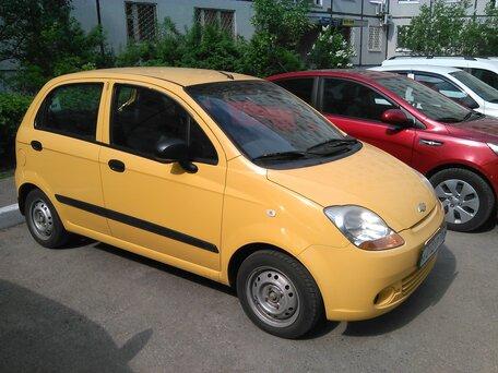 Купить Chevrolet Spark пробег 127 500.00 км 2008 год выпуска