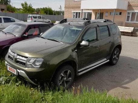 Купить Renault Duster пробег 21 000.00 км 2015 год выпуска