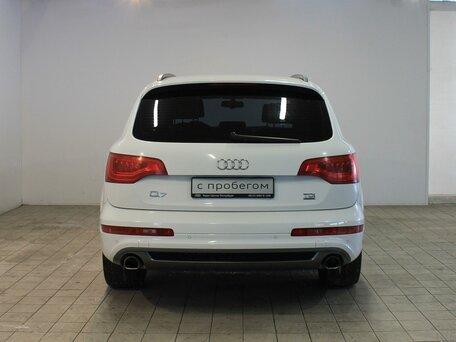 Купить Audi Q7 пробег 166 152.00 км 2013 год выпуска