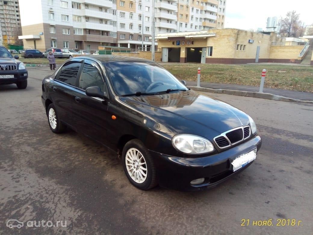 6f61176e9ac7 Купить Chevrolet Lanos I с пробегом в Москве  Шевроле Ланос I 2006 ...