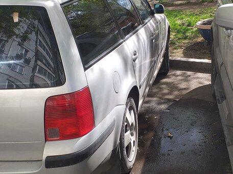 Купить Volkswagen Passat пробег 262 400.00 км 1999 год выпуска