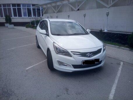 Купить Hyundai Solaris пробег 52 000.00 км 2014 год выпуска