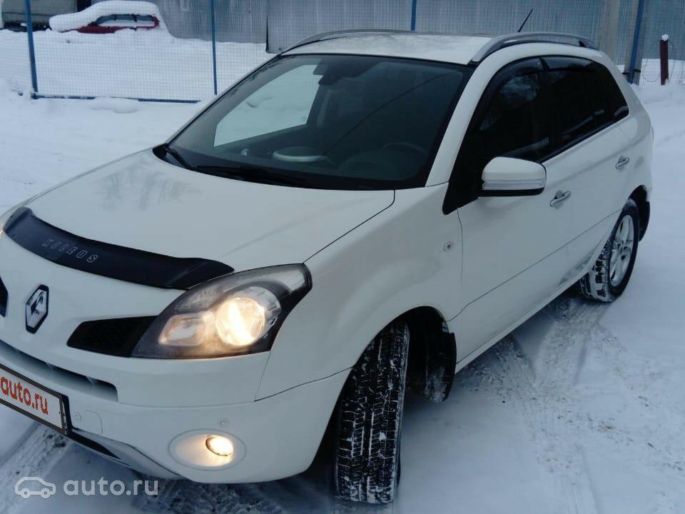 купить Renault Koleos I с пробегом в калуге рено колеос I 2009 года
