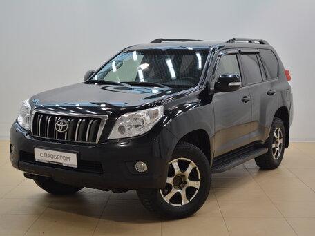 Купить Toyota Land Cruiser Prado пробег 174 199.00 км 2011 год выпуска